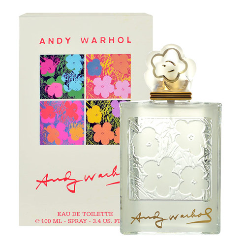 Image of Andy Warhol 100Ml Per Donna