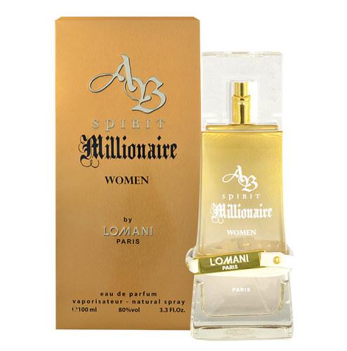 Image of Ab Spirit Millionaire 100Ml Per Donna