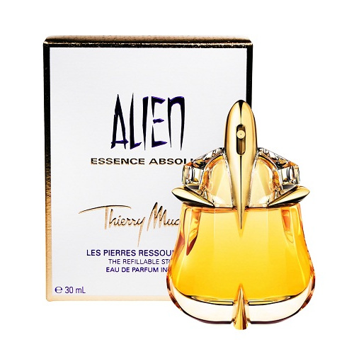 Image of Alien Essence Absolue 60ml Intense Rechargeable Per Donna