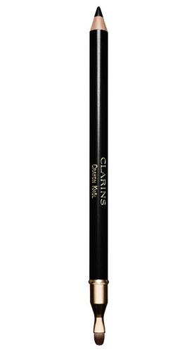 Image of Crayon Khol Eye Pencil With Brush & Sharpener 01 Intense Black 1,05g Per Donna
