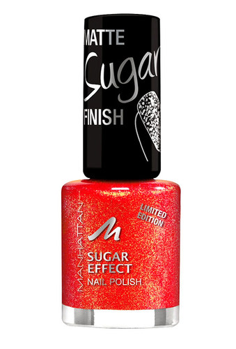 Image of Sugar Effect Nail Polish 8Ml 1 Glitter For Life Per Donna