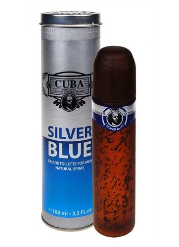 Image of Silver Blue 100ml Per Uomo