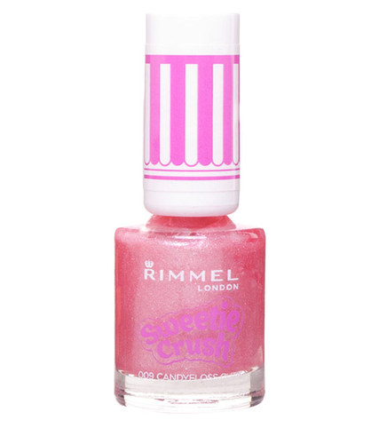Image of Sweetie Crush Nail Polish 012 Blueberry Whizz 8ml Per Donna