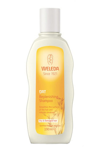 Image of Oat Replenishing Shampoo Oat restorative shampoo for dry hair 190ml Per Donna