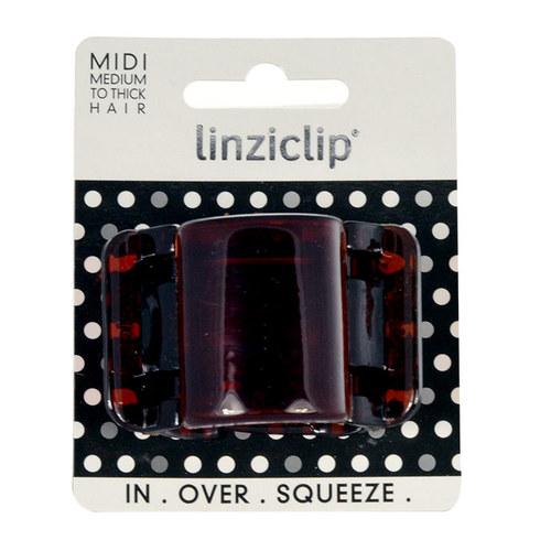 Image of Midi Hair Clip Hair Clip 1Ks Per Donna Brown