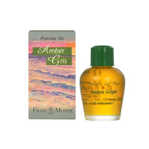 Image of šedá Ambra Parfemový Olej 12ml Perfume oil, Grey amber Per Donna