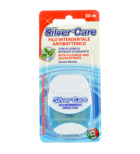 Image of Antibacterial Dental Floss 1Ks With Mint Taste Unisex