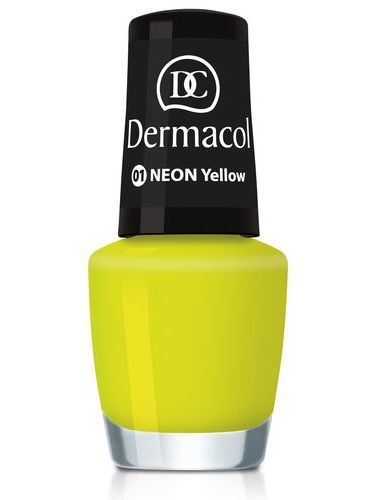 Image of Neon Polish 5Ml 01 Yellow Per Donna