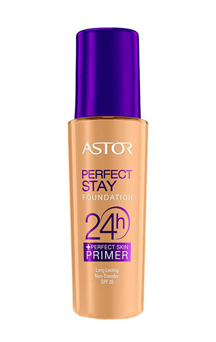 Image of Perfect Stay Foundation 24H + Primer Spf20 30Ml 200 Nude Per Donna