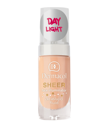 Image of Sheer Face Illuminator day light 15ml Per Donna