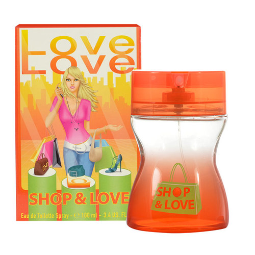 Image of Love Love Shop & Love 100Ml Per Donna