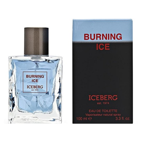 Image of Burning Ice 100ml Per Uomo