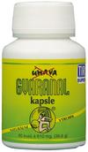 Image of Gvaranal Kapsle 60ks Removes fatigue and increase endurance Per Donna