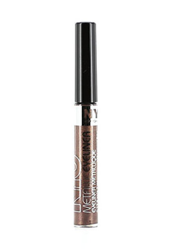 Image of Metallic Liquid Eyeliner 865 Silver Light 4,7ml Per Donna