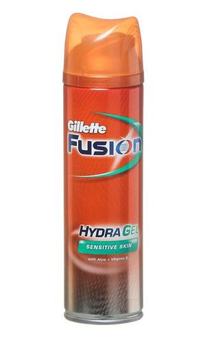 Image of Fusion HydraGel Sensitive Shave Gel For sensitive skin 200ml Per Uomo