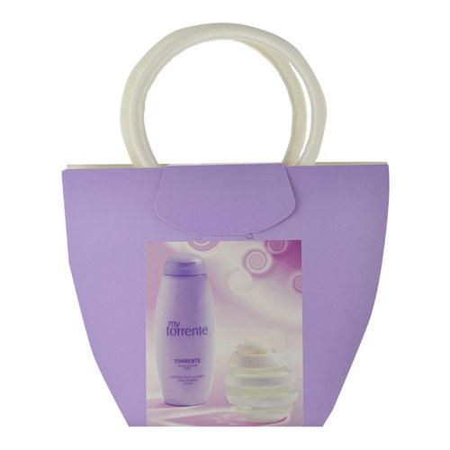 Image of My Torrente Edp 50ml + 200ml Body lotion + Bag 50ml Per Donna