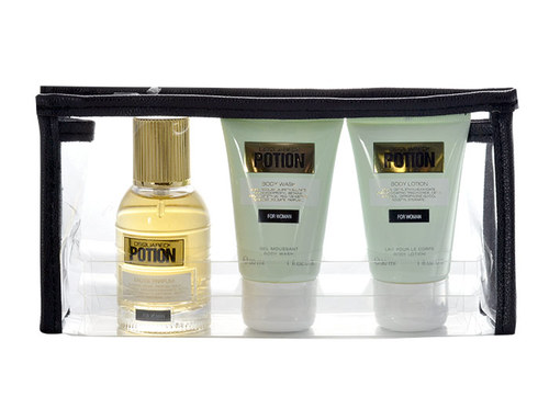 Image of Potion 30Ml Edp 30Ml + 30Ml Shower Gel + 30Ml Body Lotion Per Donna
