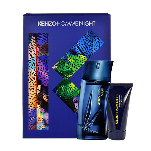 Image of Pour Homme Night 50Ml Edt 50Ml + 50Ml Shower Gel Per Uomo