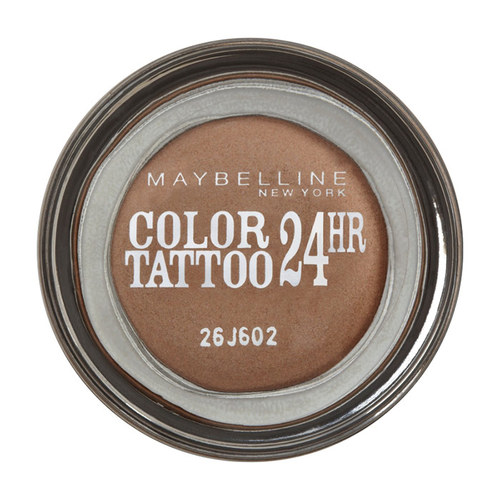 Image of Color Tattoo 24H Gel-Cream Eyeshadow 60 Timeless Black 4g Per Donna