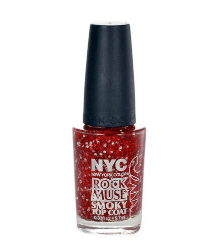 Image of Rock Muse Smoky Top Coat 9,7Ml 005 Red Hot Per Donna