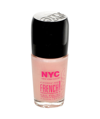 Image of Excuse My French Manicure Nail Polish 9,7Ml 168 Pink Princess Per Donna