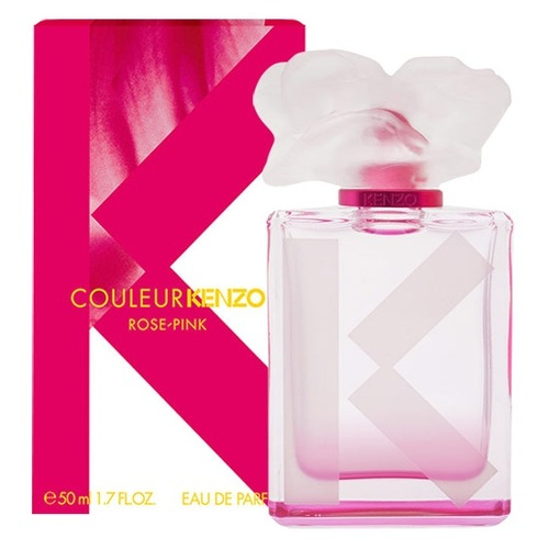Image of Couleur Kenzo Rose-Pink 50ml per Donna