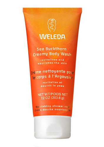 Image of Sea Buckthorn Creamy Body Wash Sea buckthorn shower cream 200ml Per Donna