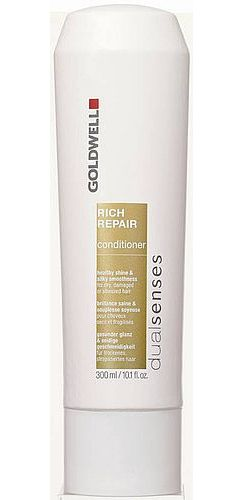 Image of Dualsenses Rich Repair Conditioner For dry and brittle hair 1500ml per Donna
