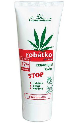 Image of Robátko ošet?ující krem 75g Nursing cream for baby skin Per Donna