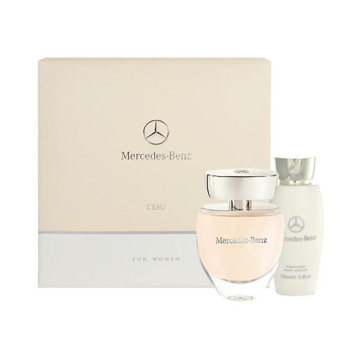 Image of Mercedes-Benz L´Eau 60Ml Edt 60Ml + 100Ml Body Milk Per Donna
