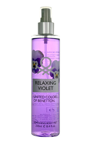 Image of Relaxing Violet 250Ml Per Donna