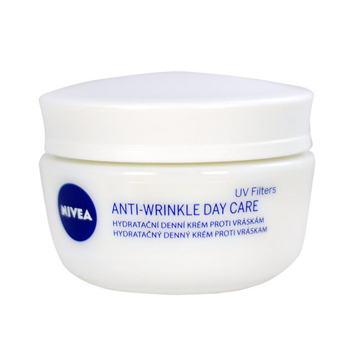 Image of Anti Wrinkle Day Cream Anti-wrinkles cream for all skin types 50ml Per Donna