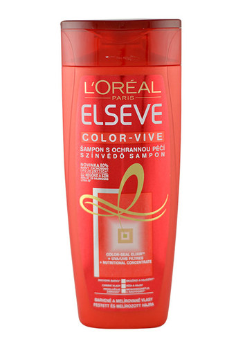 Image of Elseve Color Vive Shampoo For colored and streaked hair 400ml Per Donna