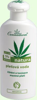 Image of Natura ple?ová voda mastná ple? 200ml Lotion for oily skin Per Donna