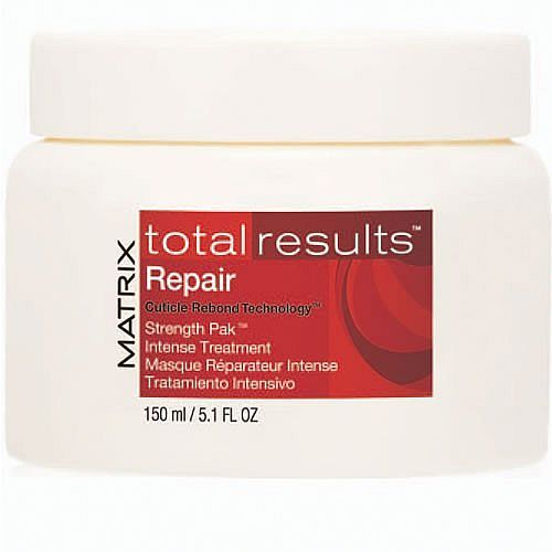 Image of Total Results Repair Mask 150ml For hair regeneration Per Donna