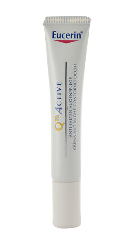 Image of Q10 Active Eye Cream SPF15 Reduction of wrinkles around the eyes 15ml Per Donna
