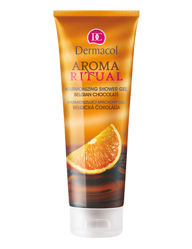 Image of Aroma Ritual docciaschiuma Belgian Chocolate 250ml Belgian chocolate Per Donna