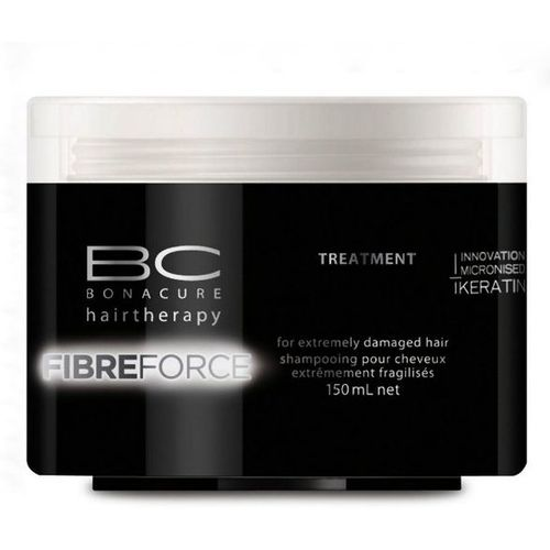 Image of BC Bonacure Fibreforce Mask 150ml Mask for very damaged hair Per Donna