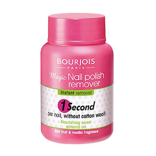 Image of 1 Second Magic Nail Polish Remover 75Ml For Fast Remove Nail Polish Per Donna