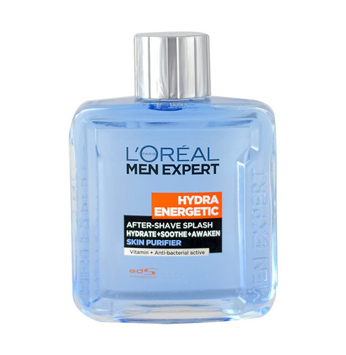 Image of Men Expert Hydra Energetic After Shave Purifier Aftershave 100ml Per Uomo