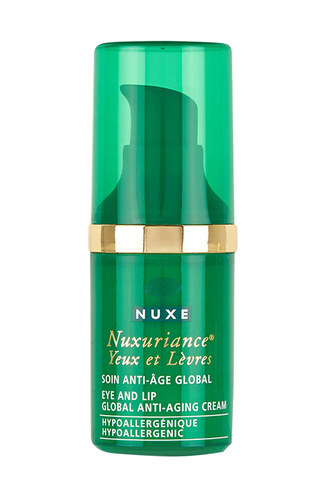 Image of Nuxuriance Eye & Lip Global Anti-Aging Cream 15Ml For Stronger Eye Surrounding Per Donna