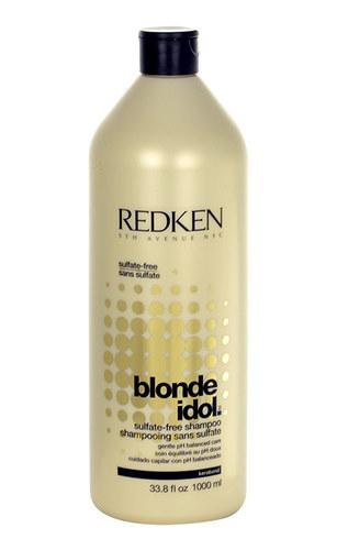 Image of Blonde Idol Sulfate Free Shampoo 1000Ml Per Donna