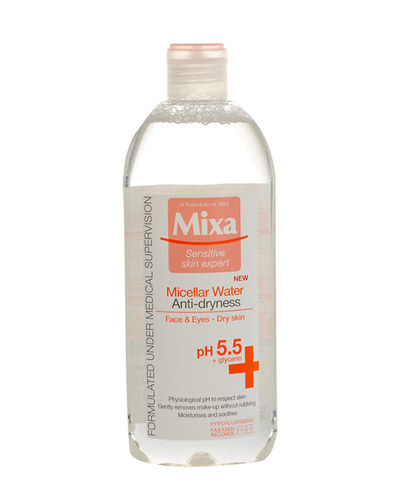 Image of Micellar Water Anti-Dryness 400Ml Anti-Dryness Per Donna