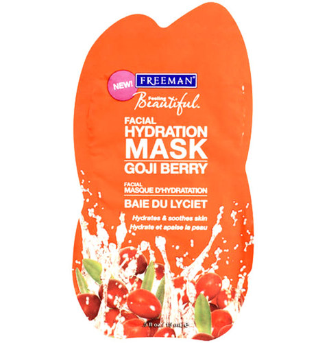 Image of Facial Hydration Mask Goji Berry For dehydrated skin 15ml Per Donna