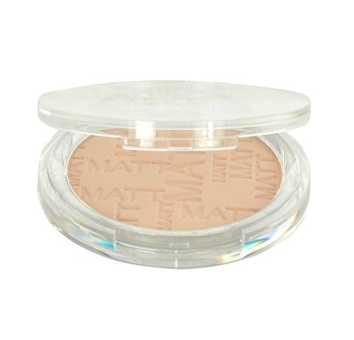 Image of All Matt Plus Shine Control Powder 10G Per Donna 015 Natural Beige